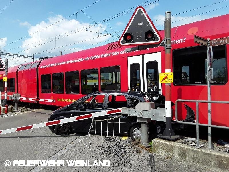 Einsatz auf Bahnanlagen